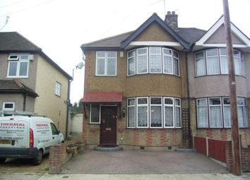 Thumbnail 4 bedroom property to rent in Norfolk Road, Upminster
