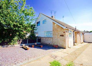 Thumbnail 2 bedroom semi-detached house for sale in Oak Close, Broughton, Kettering