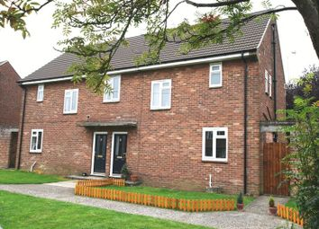 Thumbnail 2 bedroom semi-detached house to rent in Blickling Street, West Raynham, Fakenham