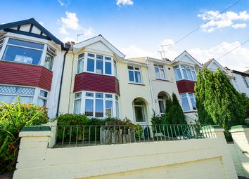 Thumbnail 4 bedroom terraced house for sale in Clifton Grove, Paignton