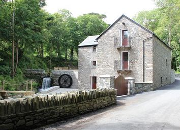 Thumbnail 4 bed detached house for sale in The Old Mill, Harbour Road, Port Grenaugh, Santon