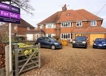 Thumbnail 5 bed semi-detached house for sale in Headcorn Road, Tonbridge