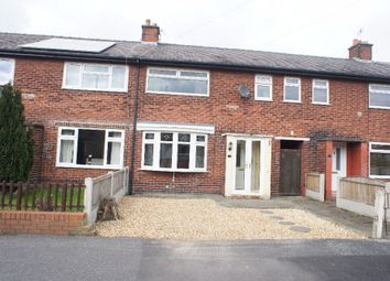 Thumbnail 3 bed town house to rent in Lewis Avenue, Dallam, Warrington