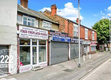 Thumbnail 1 bed flat to rent in Lovely Lane, Warrington