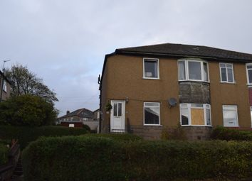 Thumbnail 3 bed flat for sale in 56 Thurston Road, Hillington, Glasgow