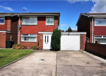 Thumbnail 3 bed detached house for sale in Park Road East, Calverton, Nottingham