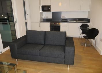 Thumbnail Studio to rent in Ivy Point, 5 Hannaford Walk, Bromley By Bow, London