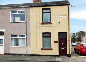 Thumbnail 2 bed end terrace house for sale in Gibbon Street, Bishop Auckland