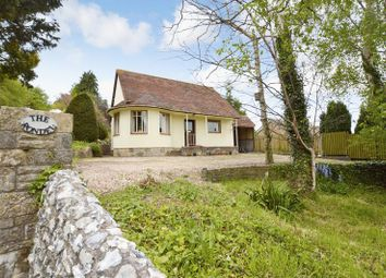 Thumbnail 2 bed detached bungalow for sale in Castle Hill Lane, Mere, Warminster