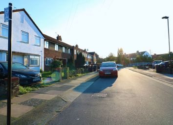 Thumbnail 4 bed terraced house to rent in Sandhurst Road, London