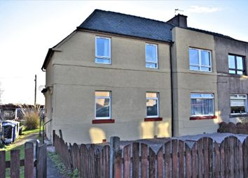 Thumbnail 3 bed flat for sale in Mid Street, Livingston