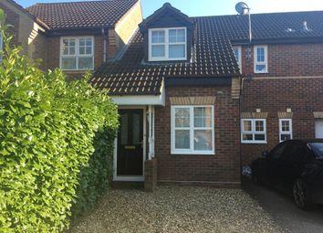 Thumbnail 3 bedroom terraced house for sale in Top Meadow, Caldecotte, Milton Keynes