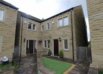 Thumbnail 4 bed semi-detached house for sale in Pear Tree Close, Lightcliffe, Halifax