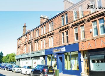 Thumbnail 1 bed flat for sale in Crow Road, Anniesland, Glasgow
