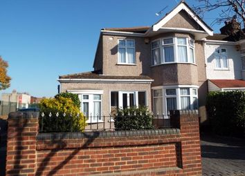 Thumbnail 3 bed end terrace house for sale in Redbridge, Essex