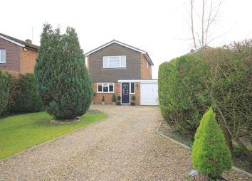 Thumbnail 3 bed detached house for sale in Wykeham Way, Haddenham, Aylesbury