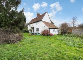 Thumbnail 3 bed detached house for sale in Raydon, Woodlands Road, Ipswich
