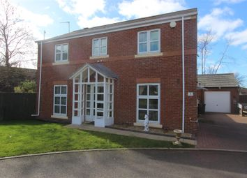 Thumbnail 3 bed detached house for sale in Birch Grove, Darlington