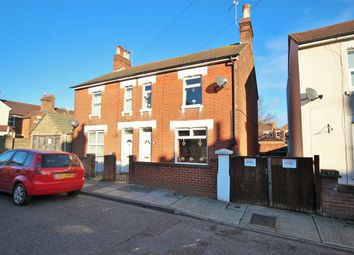 Thumbnail 3 bed semi-detached house for sale in Winchester Road, Colchester, Essex