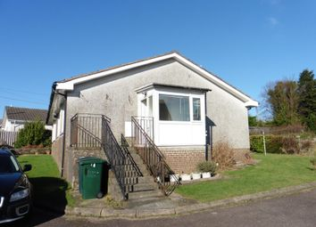Thumbnail 2 bed semi-detached bungalow for sale in 1 Cedar Grove, Dunoon
