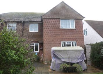 Thumbnail Flat for sale in Peachey Road, Selsey, Chichester