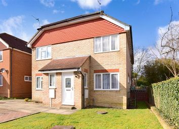 Thumbnail 1 bed semi-detached house for sale in Wilson Avenue, Rochester, Kent