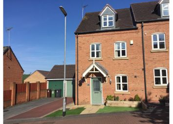 Thumbnail 3 bed end terrace house for sale in Buttercup Lane, Wakefield