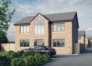 Thumbnail Detached house for sale in Grange Cross Lane, West Kirby