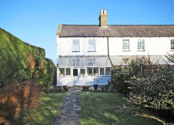 Thumbnail 2 bed end terrace house for sale in Barton Lane, Barton On Sea, New Milton