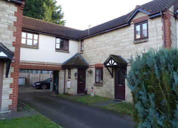 Thumbnail 3 bed terraced house for sale in Pines Close, Wincanton