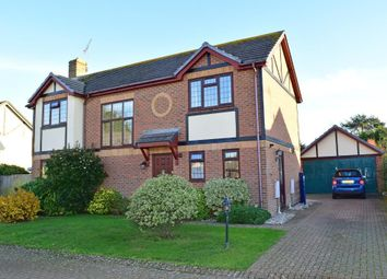 Thumbnail 4 bed detached house for sale in The Brambles, Bembridge, Isle Of Wight