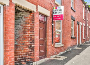 Thumbnail 3 bed terraced house for sale in Troutbeck Road, Sheffield