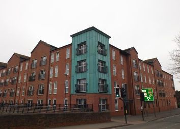 Thumbnail 1 bed flat for sale in Edwin Court, Kettering Road, Market Harborough, Leicestershire