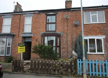 Thumbnail 3 bed terraced house for sale in Mill Road, Market Rasen