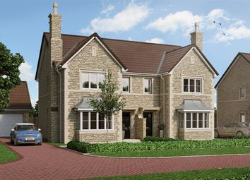 Thumbnail 3 bed semi-detached house for sale in Plot 14, Longmead (12 Hawkesmead Close), Norton St Philip, Bath