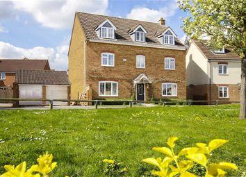 Thumbnail 5 bed property for sale in Garwood Crescent, Grange Farm, Milton Keynes, Bucks