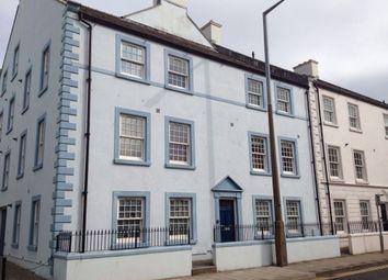 Thumbnail 2 bed flat to rent in Falcon Court, Irish Street, Whitehaven, Cumbria