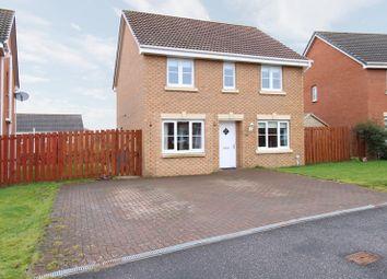 Thumbnail 4 bed detached house for sale in Cornfoot Crescent, East Kilbride, South Lanarkshire