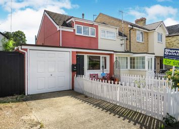 Thumbnail 2 bed end terrace house for sale in Common Lane, Sawston, Cambridge
