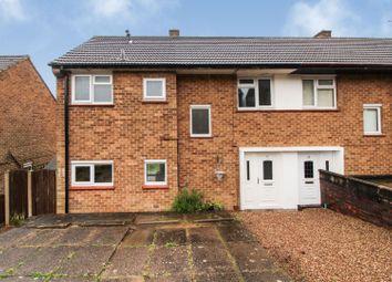 3 bed semi-detached house for sale in Ladybower Road, Spondon, Derby DE21