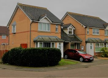 Thumbnail 3 bed link-detached house for sale in Emley Close, Little Billing, Northampton