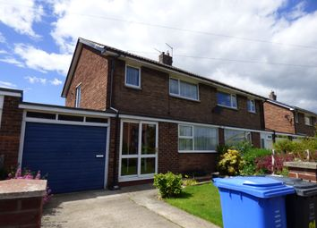 Thumbnail 3 bed semi-detached house to rent in Thornhill Road, Ponteland, Newcastle Upon Tyne