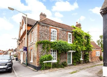 Thumbnail 2 bed semi-detached house for sale in London Road, Marlborough, Wiltshire