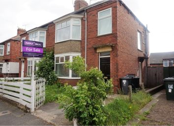 Thumbnail 2 bedroom flat for sale in Rothbury Terrace, North Shields