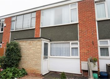 Thumbnail 2 bed town house for sale in Grace Road, Leicester