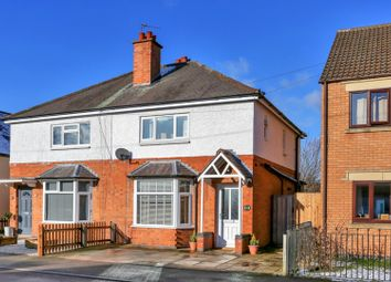 Thumbnail 3 bed semi-detached house for sale in Farnham Street, Quorn