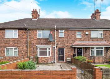 Thumbnail 3 bed terraced house for sale in London Road, Coventry