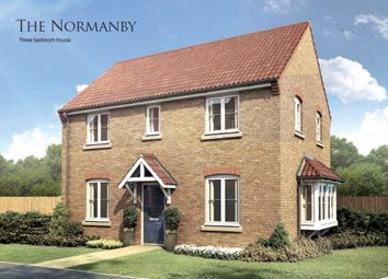 Thumbnail 3 bedroom detached house for sale in Sibsey Road, Boston