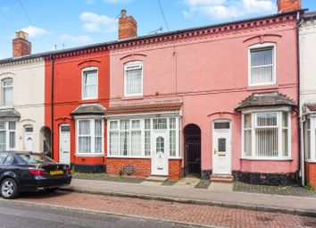 Thumbnail 3 bed terraced house for sale in Carlton Road, Birmingham