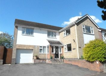 Thumbnail 4 bed detached house for sale in The Hill Drive, Lutterworth